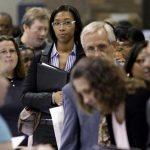 ABD'de işsizlik maaşı başvuruları 2.44 milyon oldu